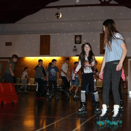 ROLLER DISCO FUNDRAISERS